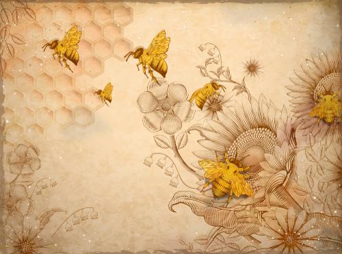 Combien d'abeilles sont nécessaires pour faire 1 kg de miel ?